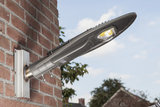 30W LED Straatlamp compleet met RVS wandsteun_3