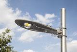 30W LED Straatlamp compleet met RVS paalmontageset_2